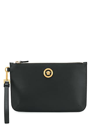 f84d30314084 Versace Medusa evening bag - Black