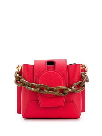 Yuzefi Doria satchel bag - Vermelho