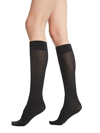 23a68a95512 Wolford Tess Jacquard Knee-High Socks