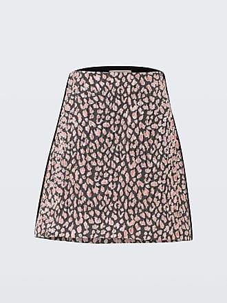 Dorothee Schumacher DECADENT LEOPARD mini skirt 2