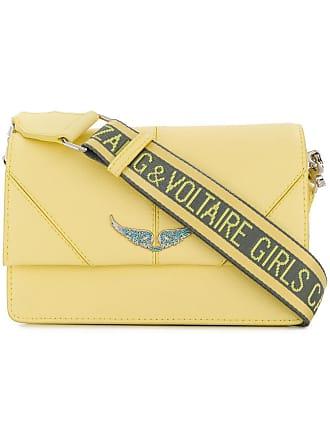 Zadig & Voltaire Lolita shoulder bag - Yellow
