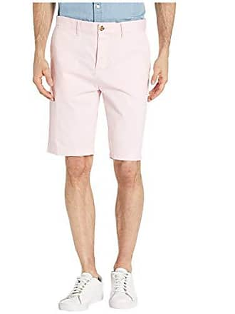 4db1737a64 Tommy Hilfiger Mens Stretch Short with Velcro Brand Closure and Magnetic Fly,  Rose Shadow,
