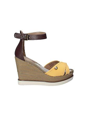 26c943c9d3d Wrangler WL181641 Wedge Sandals Women Yellow 38
