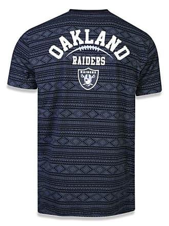 New Era Camiseta Native Americans Native Oakrai - PRETO - GG