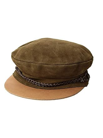 Brixton Kayla Cap (Brown/Brown) Traditional Hats