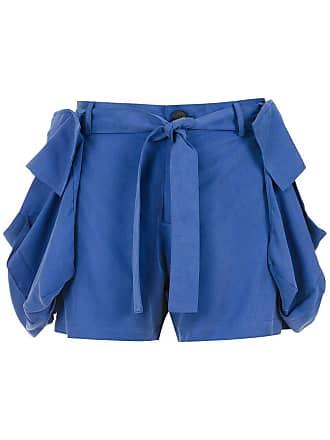 Uma Planta shorts - Blue