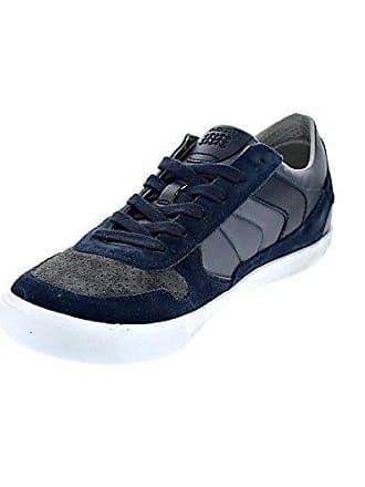 44 Homme Dark Basses Box U EU C Baskets Grey Navy Bleu Geox pXxqv8Fn