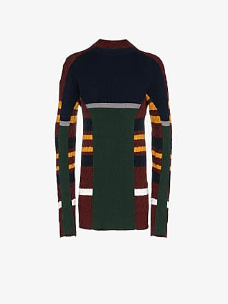 Y / Project Y/Project Skinny knit crew neck long sleeve jumper