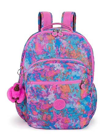 66b67089b34e9 Kipling Seoul GO Solid Laptop Backpack Dream Blue