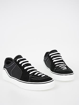 Givenchy Suede Leather and Fabric Sneakers size 43,5