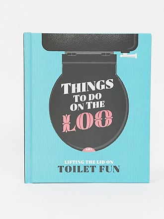 Allsorted Things To Do On The Loo book-Multi
