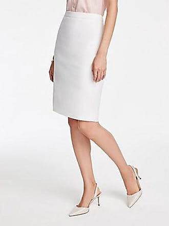 ANN TAYLOR Petite Pencil Skirt in Herringbone