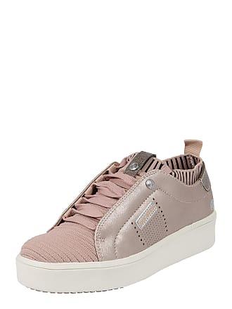 d1900a32a2175d Dockers by Gerli Sneaker rosegold   rosa   schwarz