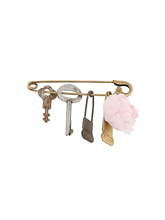 Undercover key safety pin - Pink