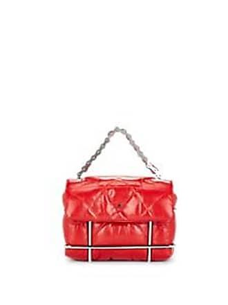 8abbb6c99d01 Alexander Wang Womens Halo Leather Crossbody Bag - Red