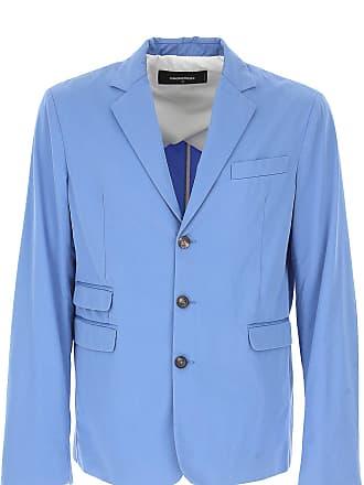 Dsquared2 Giacca Blazer da Uomo On Sale in Outlet 59f70e473496