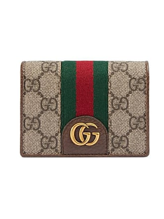 2da039f11d19 Gucci GG card case wallet with Three Little Pigs