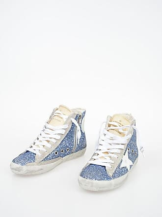 Golden Goose Glitter FRANCY Sneakers size 35