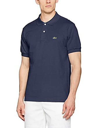 9191473eaf Lacoste L1264 Polo Homme Bleu (Cruise Chiné Ruq) XX-Large (Taille Fabricant