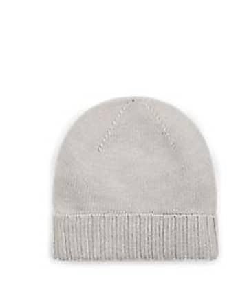 73c4fbd3d2bde Barneys New York Mens Rib-Knit Wool Beanie - Light Gray