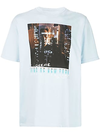 SUPREME King of New York T-shirt - Blue