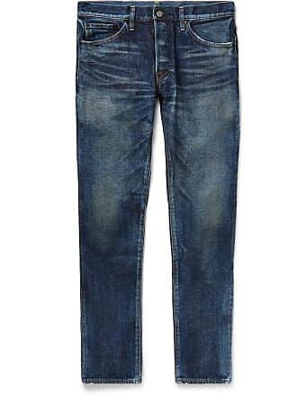 Fabric Brand & Co. Slim-fit Denim Jeans - Blue