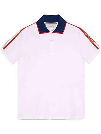 ead264a87 Gucci Polo Shirts in White: 14 Items | Stylight