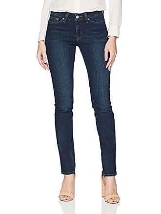 Yummie Tummie Womens Straight Jean, Year Fade 32