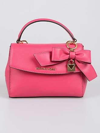 88f24442ee45 Michael Kors Leather Shoulder Bag size Unica