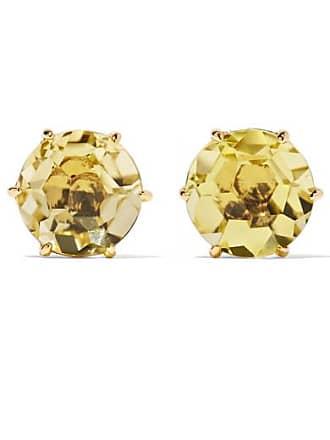 Ippolita Rock Candy 18-karat Gold Citrine Earrings