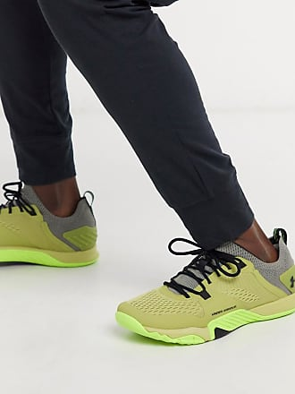 Under Armour Training - TriBase Reign 2 - Gelbe Sneaker
