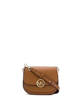 Michael Michael Kors small cross body bag - Brown