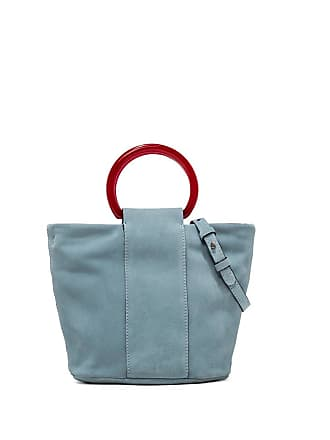 Gianni Chiarini colorella small light blue handbag
