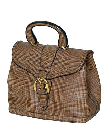 6e4281c53f62 Brown Leather Handbags  Shop up to −32%