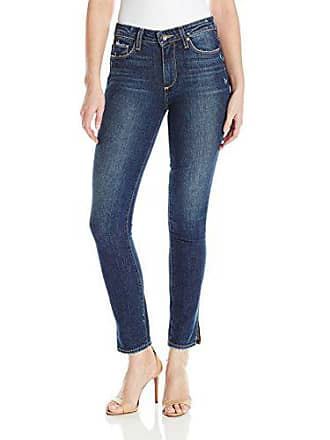 Paige Womens Hoxton Ankle Peg Jeans, Ivy, 25