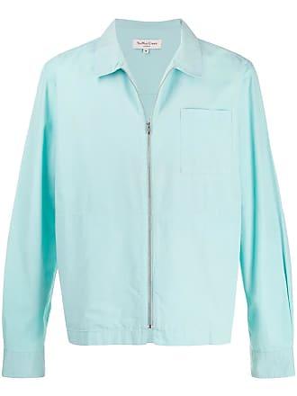 Ymc You Must Create overshirt jacket - Blue