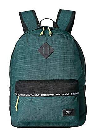 6cd788cec63 Vans Old Skool Plus II Backpack (Vans Trekking Green) Backpack Bags