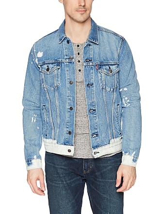 Levi's Jaqueta Jeans Levis The Trucker Lavagem Média
