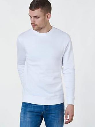 Studio Total Sweatshirt Frank Crew Vit