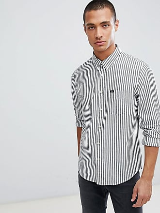 Lee Jeans striped shirt - White