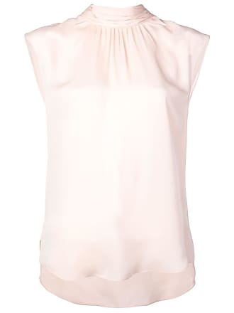 Veronica Beard bow collar blouse - Pink