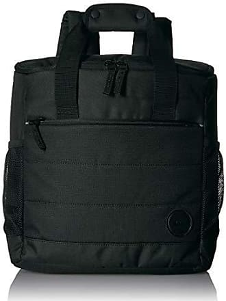Quiksilver Mens New PACTOR Gear Bag, dobby black, 1SZ