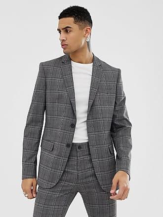 Veste de costume homme grise