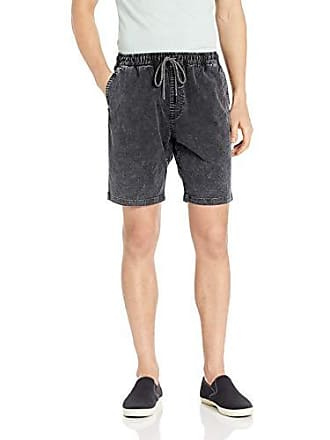 Rip Curl Mens Sundrenched Drawchord Shorts, Charcoal S