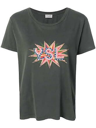 2bfb73825ea Saint Laurent® T-Shirts: Must-Haves on Sale up to −60%   Stylight