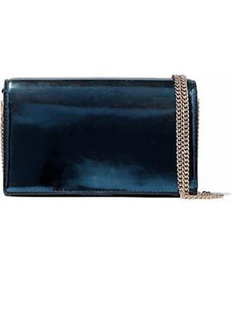 Diane Von Fürstenberg Diane Von Furstenberg Woman Soiree Leather Shoulder Bag Cobalt Blue Size