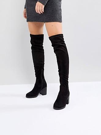 overknee boots utan klack