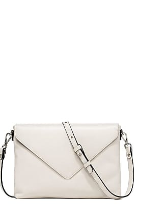 Gianni Chiarini victoria small white cluth bag