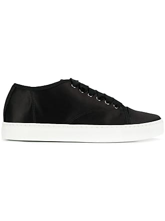 Lanvin classic low-top sneakers - Black