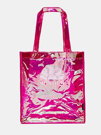 Sundek nene - transparent shopping bag
